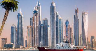 Dubai bunkering fleet