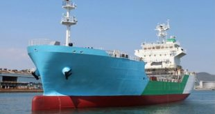 First LNG bunkering vessel in Japan