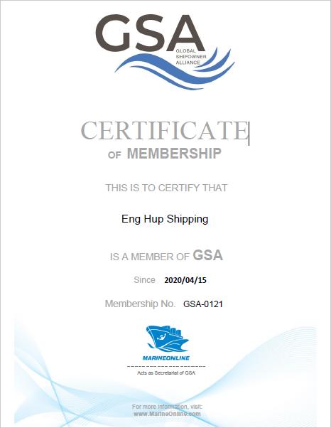 Eng Hup Shipping