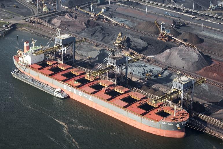Iron ore prices spikes