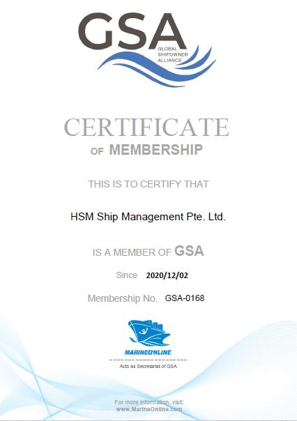 HSM Ship Management