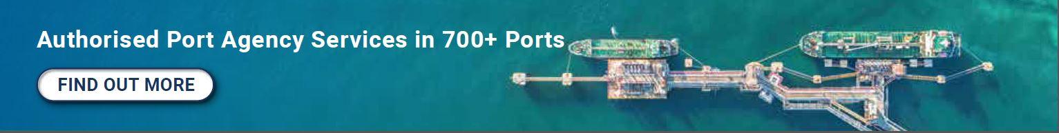 Port Agency Banner