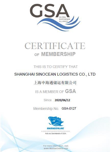 Shanghai Sinocean Logistics