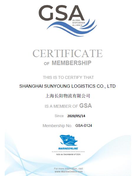 Shanghai Sunyoung Logistics