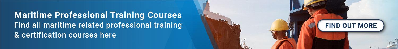 Maritime Training Banner