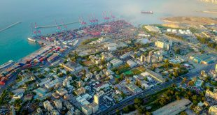 restructuring of Port of Beirut