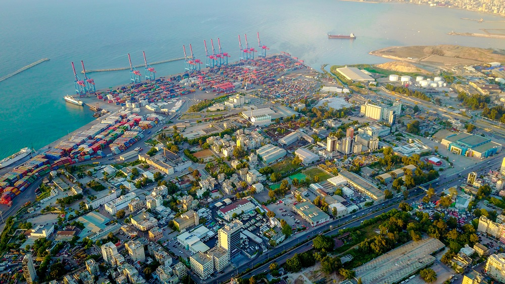 HPrestructuring of Port of BeirutC and Roland Berger