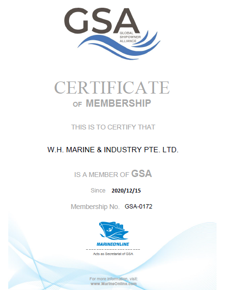 W.H Marine & Industry