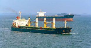 从中国出发散货船在菲律宾海域遭海盗袭击