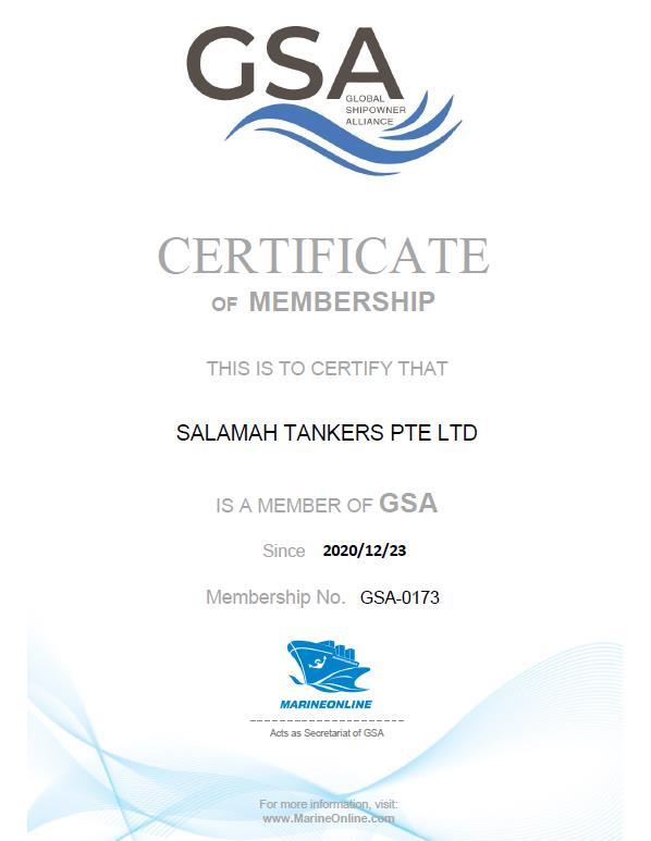 Salamah Tanker